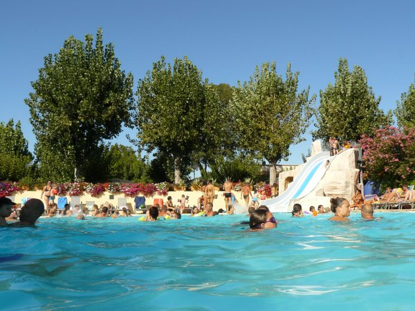 Camping - L'Oasis Palavasienne - Lattes - Languedoc-Roussillon - France