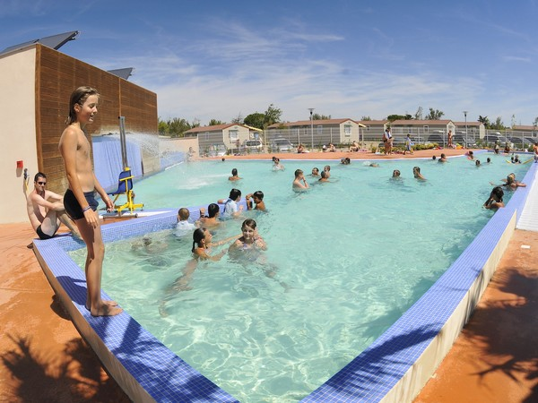 Camping - LVL Les Ayguades - Gruissan - Languedoc-Roussillon - France