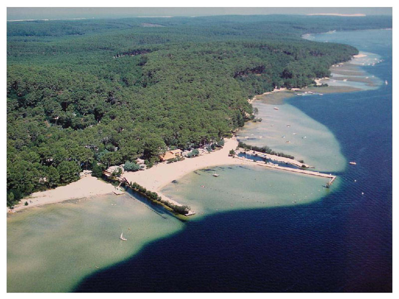 Camping - Maguide - Biscarrosse - Aquitaine - France