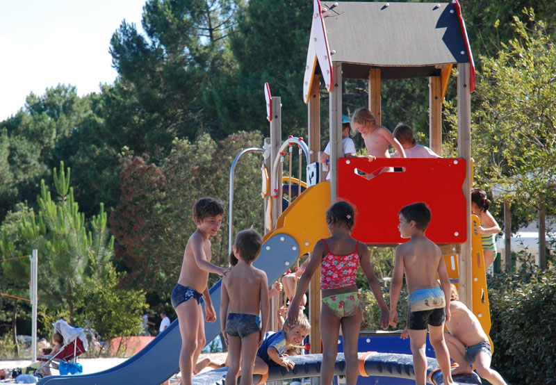 Camping - Biscarrosse - Aquitaine - Maguide