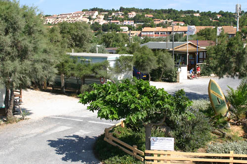 Camping - Mer Sable Soleil - Leucate - Languedoc-Roussillon - France