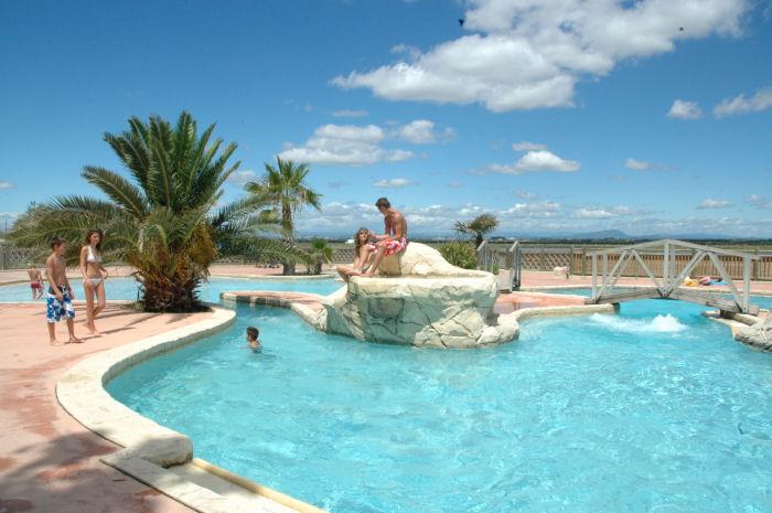 Ordinaire Camping - Palavas-les-Flots - Languedoc-Roussillon - Montpellier Plage