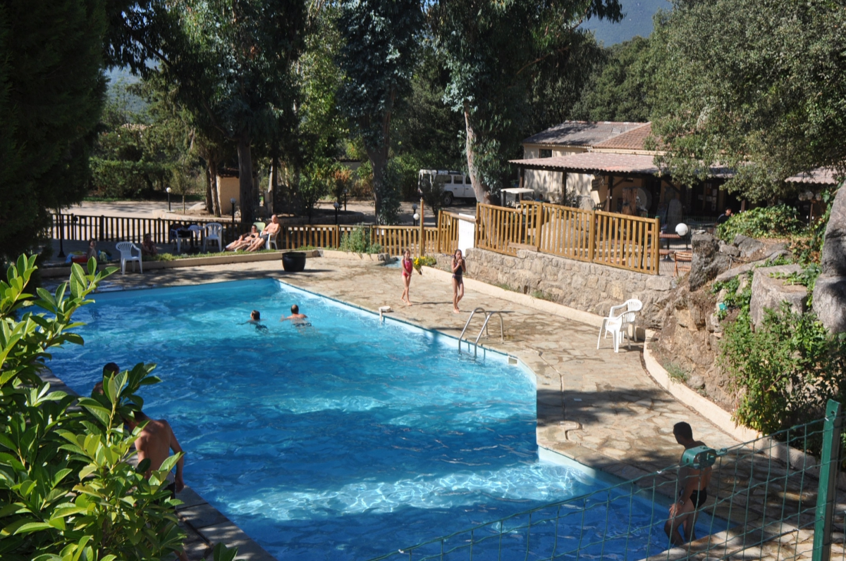 Camping avec piscine propriano - Camping bonifacio piscine ...