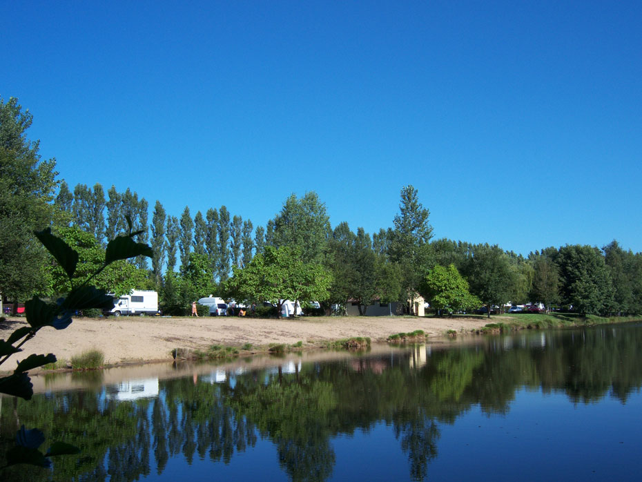 Camping yonne pas cher for Camping amsterdam pas cher