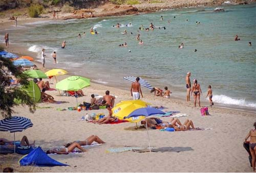 Camping avec piscine solenzara for Camping corse du sud avec piscine