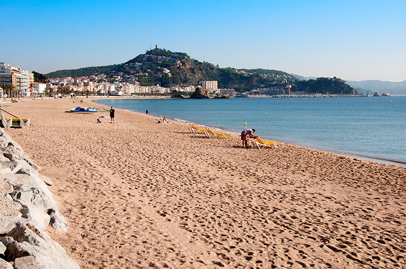 Camping S'Abanell -1 étoiles - Blanes - Toocamp