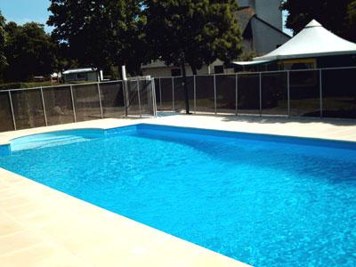 Camping avec piscine pontorson for Camping basse normandie avec piscine
