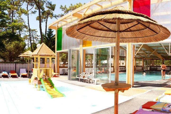 Camping signol 4 toiles saint georges d 39 ol ron toocamp for Camping poitou charente piscine