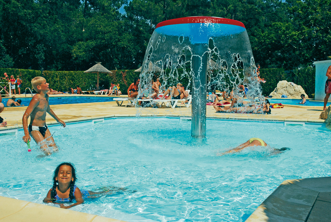 Camping - Sud Land - Labenne - Aquitaine - France