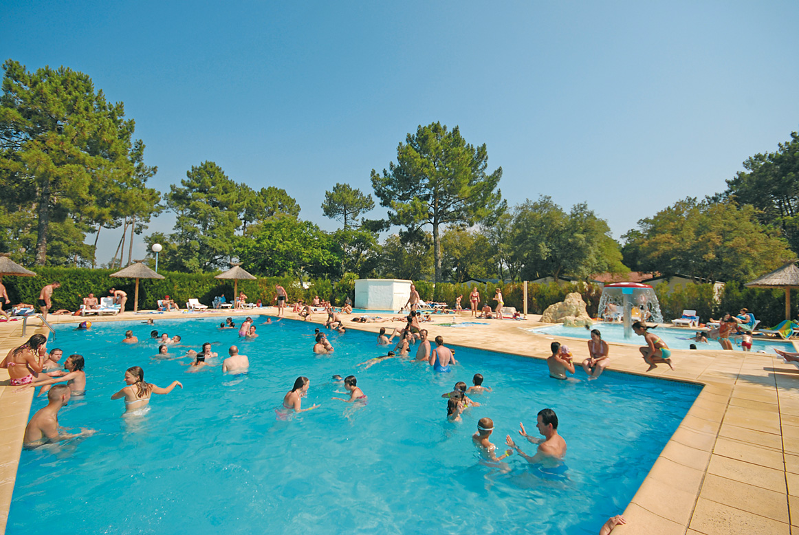 Camping Sud Land 4 Toiles Labenne Toocamp