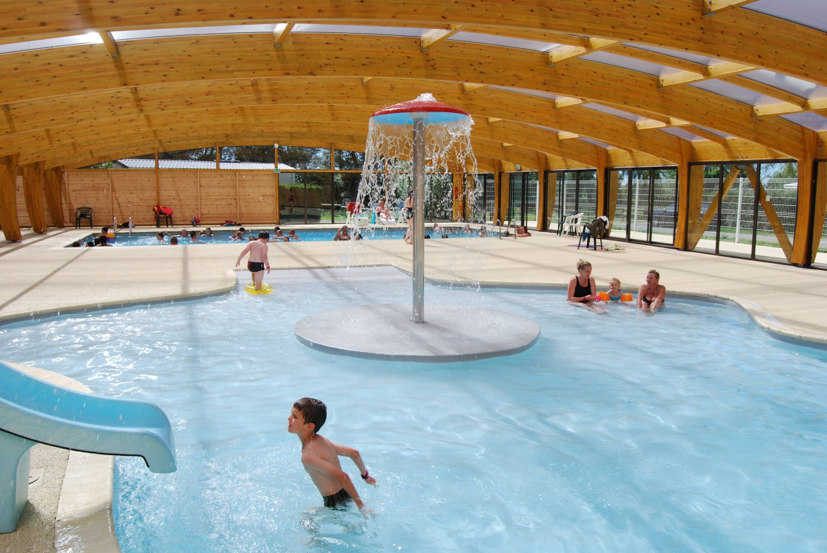 Camping avec piscine cayeux sur mer for Camping picardie piscine