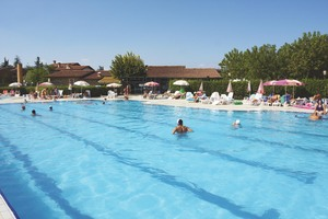 Camping - Sirmione - Lombardie - Tiglio