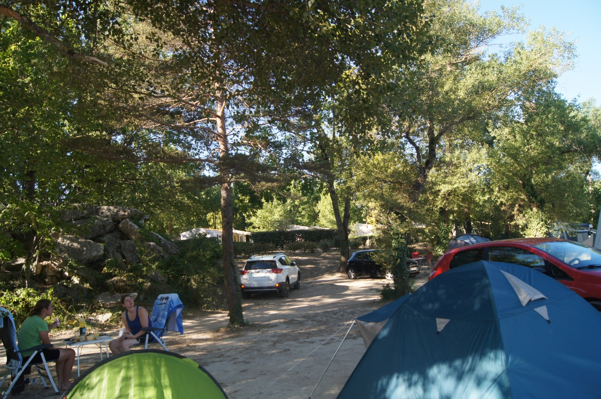 Camping verdon parc 4 toiles gr oux les bains toocamp for Camping verdon piscine
