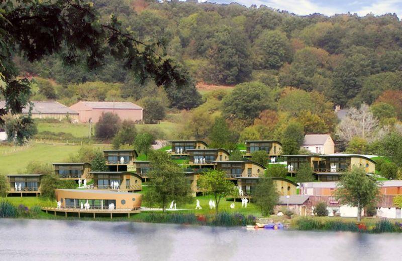 camping village vacances du lac de menet 1 toiles menet toocamp. Black Bedroom Furniture Sets. Home Design Ideas