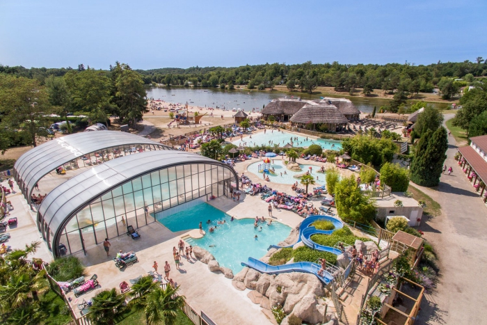 Superdeal Camping - Pierrefitte-sur-Sauldre - Grand Centre - Alicourts Resort - dès dès 495la semaine la semaine