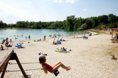 Camping - Roeschwoog - Alsace - Camping Du Staedly