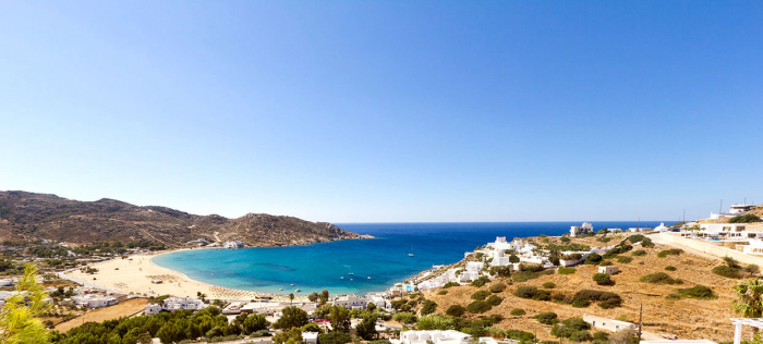 Camping - Ios - Les Cyclades - Camping Far Out Beach Club