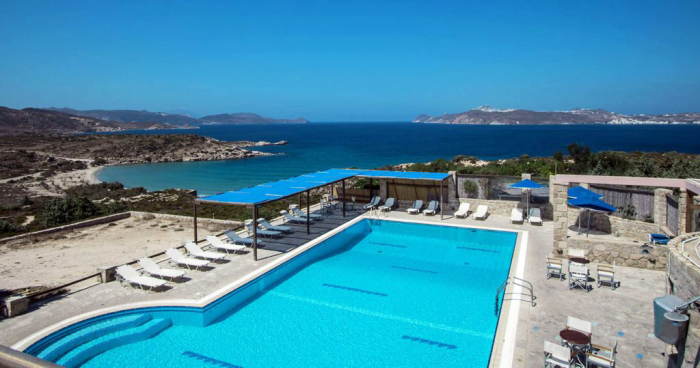 Camping - Achivadolimni - Les Cyclades - Camping Milos