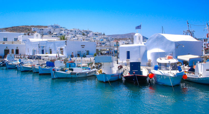 Camping - Naoussa - Les Cyclades - Camping Naoussa
