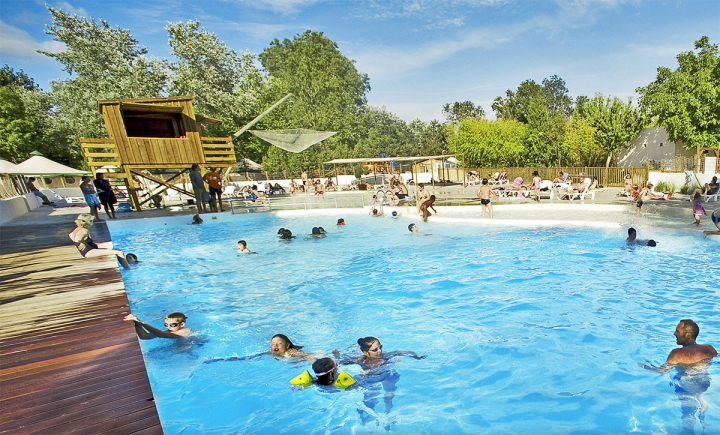 Camping - Royan - Poitou-Charentes - Clairefontaine