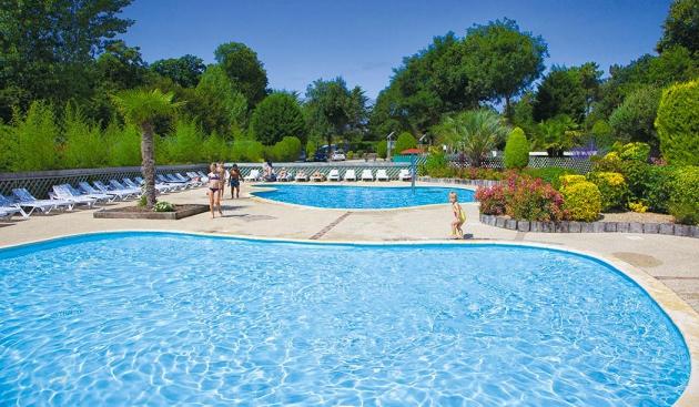 Camping do mi si la mi 3 toiles quiberon toocamp - Camping port blanc saint pierre quiberon ...