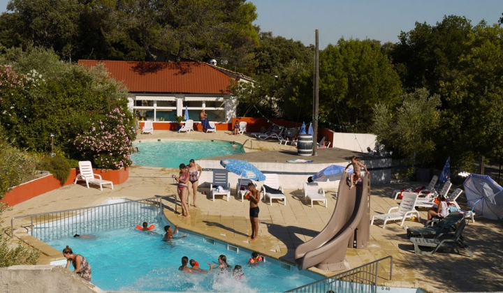 Camping - Castries - Languedoc-Roussillon - Fondespierre