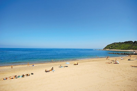 Camping - Saint-Jean-de-Luz - Aquitaine - International Erromardie