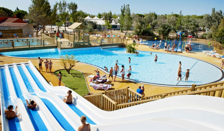 Camping - Camping Narbonne-Plage - Languedoc-Roussillon - France