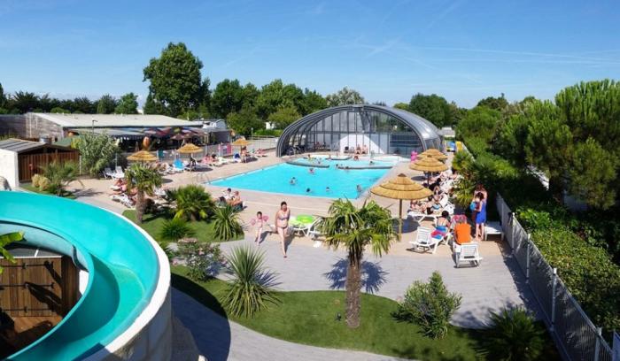 Top 5 des campings la rochelle - Camping la rochelle piscine ...