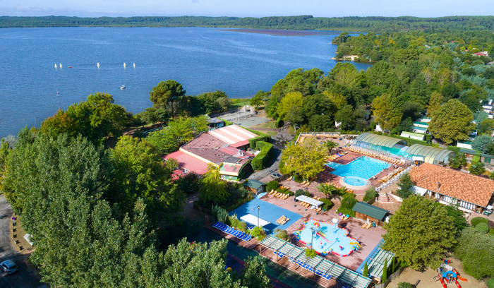 Camping - Camping Vielle-Saint-Girons - Aquitaine - France
