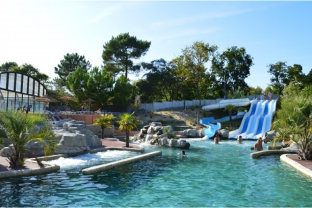 Camping - Soulac-sur-Mer - Aquitaine - Le Palace