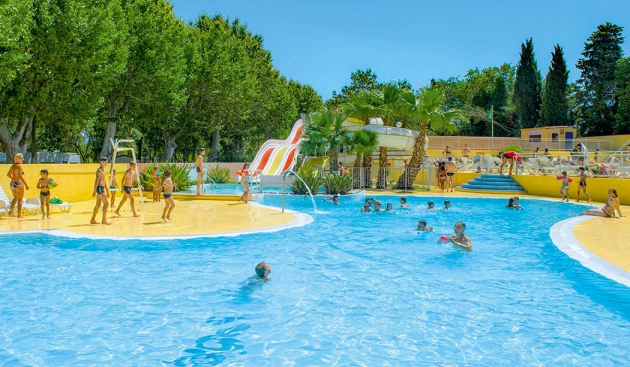 Camping - Agde - Languedoc-Roussillon - Les Sept Fonts