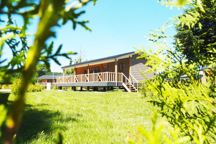 Camping - Hotton - Luxembourg - Moulin de Hotton