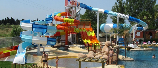 Camping las bousigues 4 toiles le barcar s toocamp - Camping oasis port barcares ...
