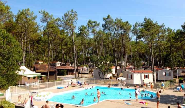 Camping - Ondres Plage - Ondres - Aquitaine - France