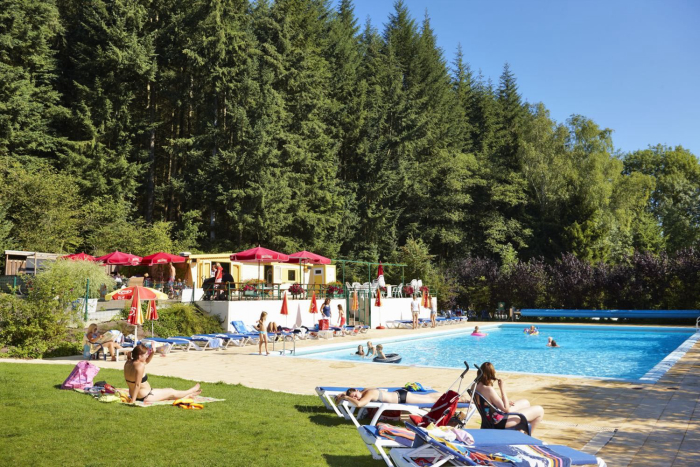 Camping - Bure - Luxembourg - Parc La Clusure