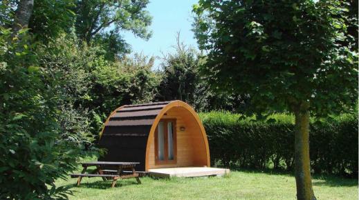 Camping municipal d 39 arromanches 2 toiles arromanches - Camping municipal port la nouvelle ...