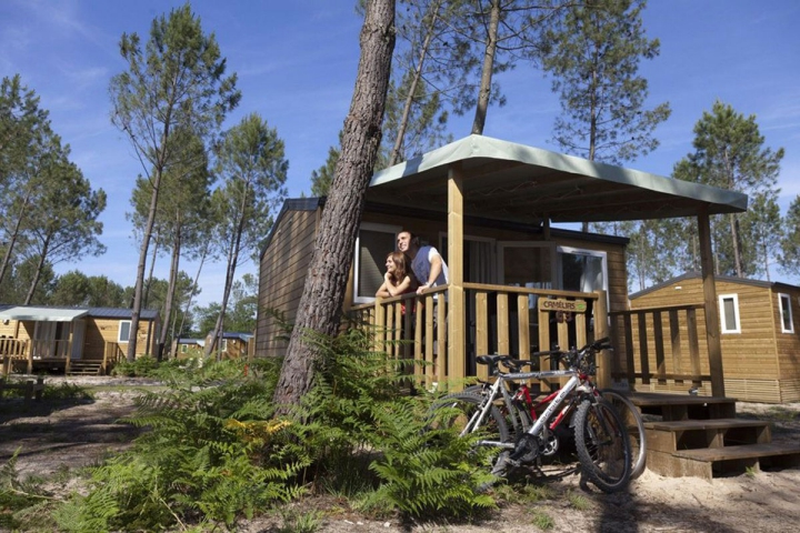 Camping - Soustons - Aquitaine - Soustons Village