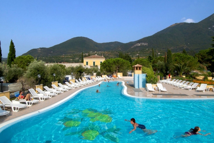 Camping - Toscolano-Maderno - Lombardie - Toscolano