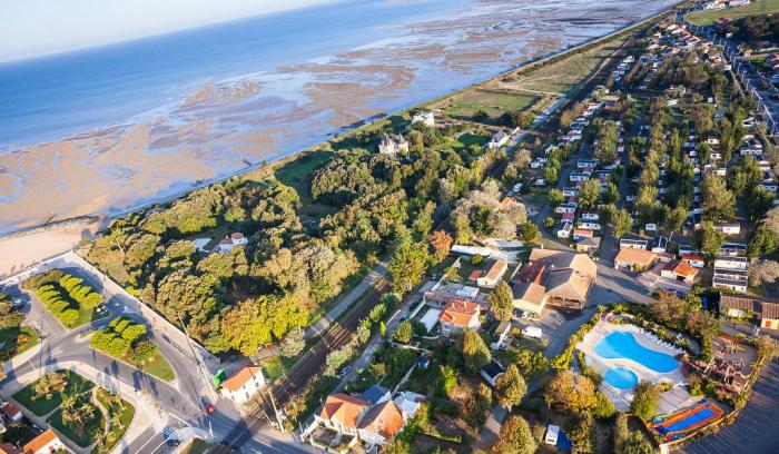 Camping   Châtelaillon Plage   Poitou Charentes   Village Corsaire Des 2  Plages
