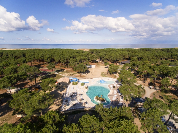 Camping - Vendays-Montalivet - Aquitaine - Atlantic Club Montalivet