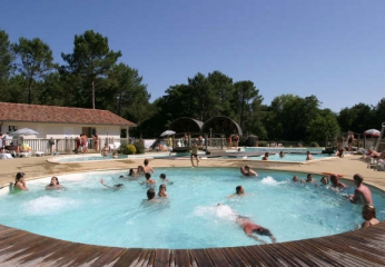 Camping - Azurivage - Azur - Aquitaine - France