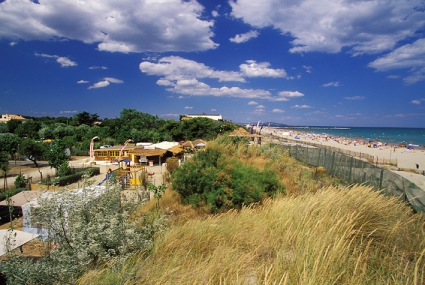 Camping - Beauregard Plage - Marseillan - Languedoc-Roussillon - France