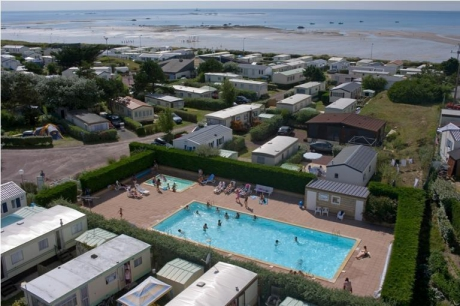 Camping vacaf basse normandie les campings acceptant les - Camping blonville sur mer avec piscine ...