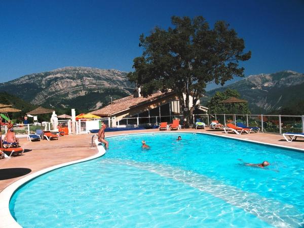 Camping castillon de provence - domaine naturiste