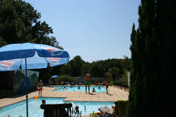 Camping - Camping Saumont - Ruffieux - Rhône-Alpes - France