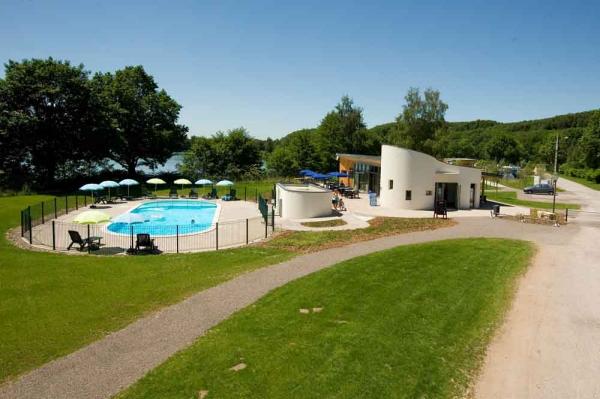 Camping haute sa ne avec piscine for Camping franche comte avec piscine