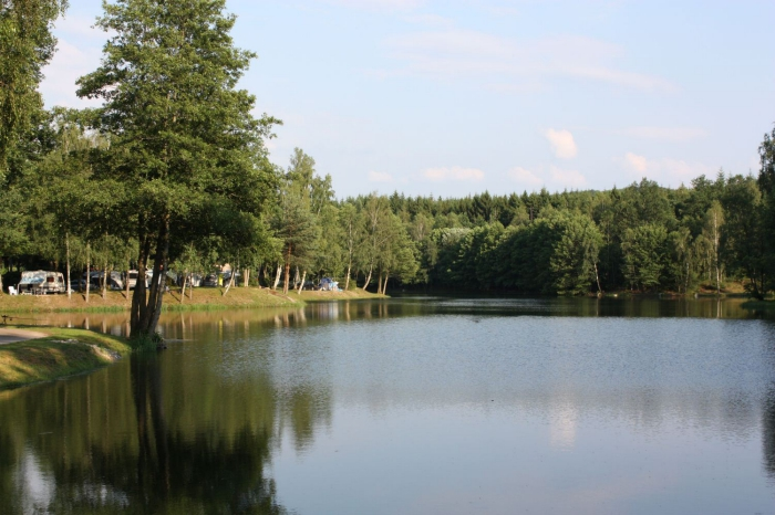 Camping - Herpelmont - Lorraine - Domaine des Messires