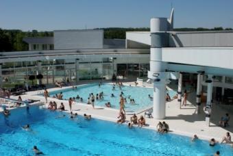 Camping avec piscine saverne for Piscine sarrebourg