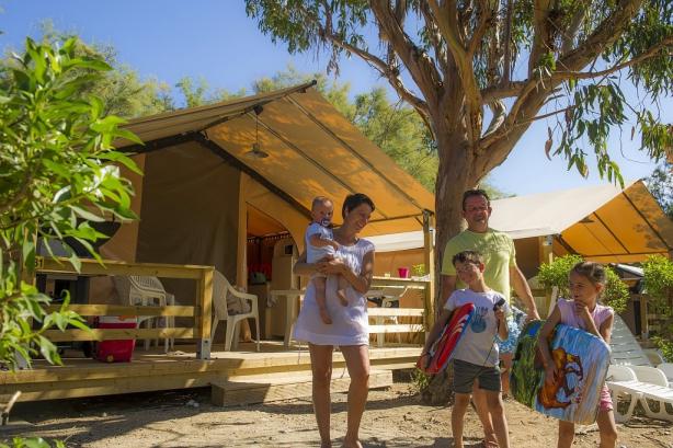 Kalliste - Camping - Saint-Florent